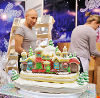 Гурманам Москвы устроили сладкий праздник