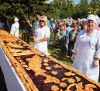 Ко Дню города рыбинские повара испекли чудо-пирог